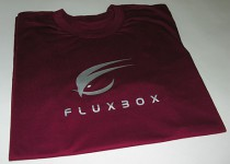 Nadruk - fluxbox