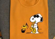 Nadruk - Snoopy
