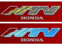 Etykiety - NTW Honda