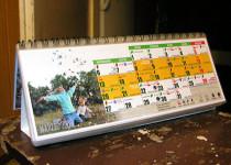 Kalendarz stojący