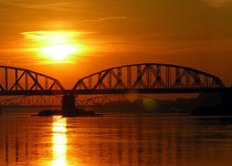 Druk wielkoformatowy - mosty
