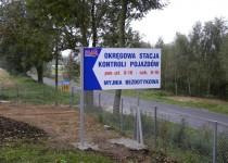 banner - stacja kontroli