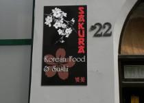 Szyld - korean food