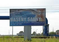 Banner - basen