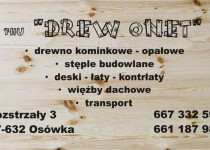 Wizytówka - Drew