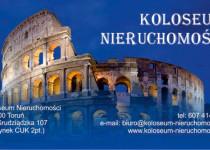 Wizytówka - Koloseum