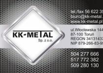 Wizytówka - KK-Metal